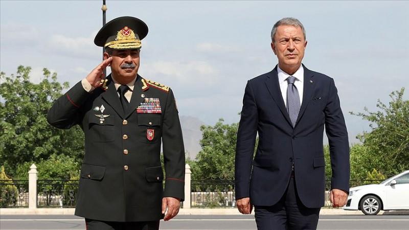 'Sonuna kadar Azerbaycanlı kardeşlerimizin yanındayız'