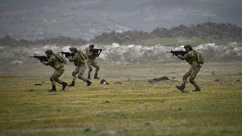 Suriye'nin kuzeyinde 11 terörist etkisiz hale getirildi