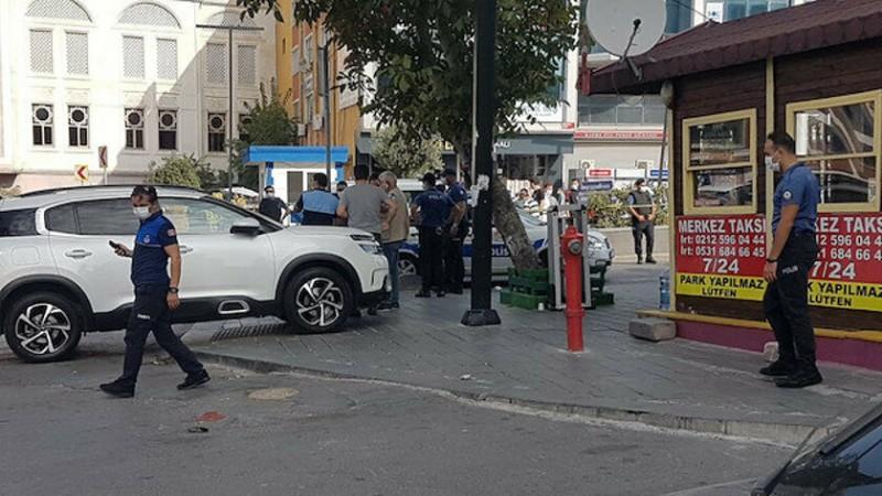 Taksi durağında silahlı kavga: 3 ölü