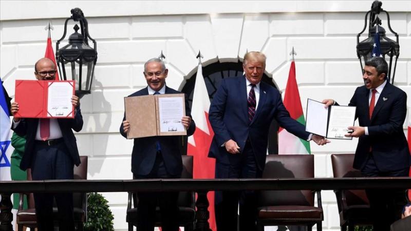 Trump'ın seçim öncesi son kozu: İbrahim Anlaşması