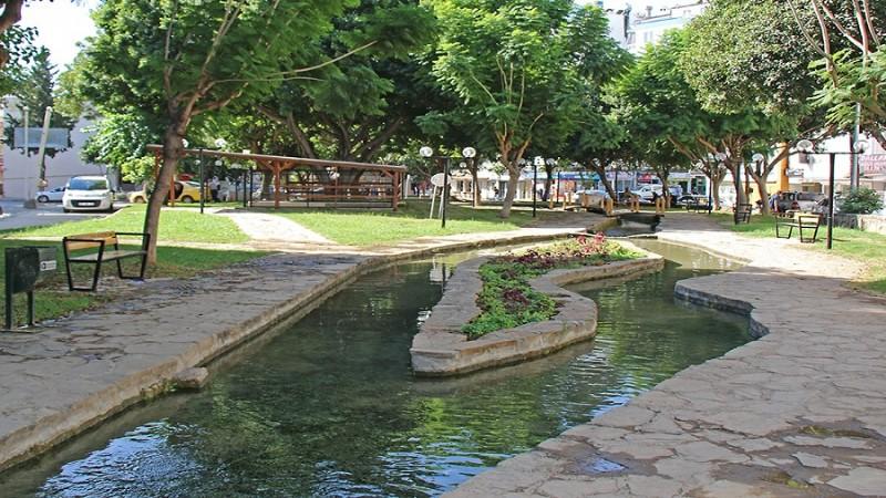 Yenilenen Büklüdere Parkı nefes aldırıyor