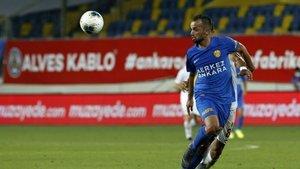 Yukatel Denizlispor, Brezilyalı Fabiano Leismann'ı transfer etti