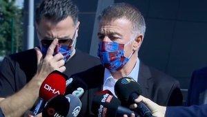 """Ahmet Ağaoğlu: """"Djaniny Semedo ile hemen hemen bütün şartlarda anlaştık"""""""