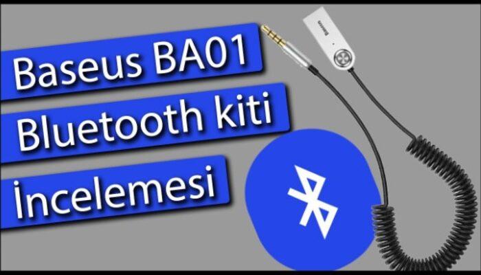 Aracınıza nasıl bluetooth özelliği kazandırabilirsiniz? Baseus BA01 bluetooth araç kiti incelemesi