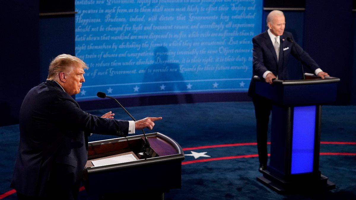CNN'den Trump - Biden tartışmasıyla ilgili analiz