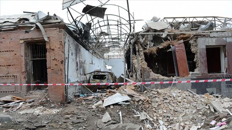 Ermenistan, saldırılarını sürdürüyor