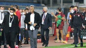 Fatih Terim: Bana ve Galatasaray'a değil, kendilerine yazık eden bir takım...