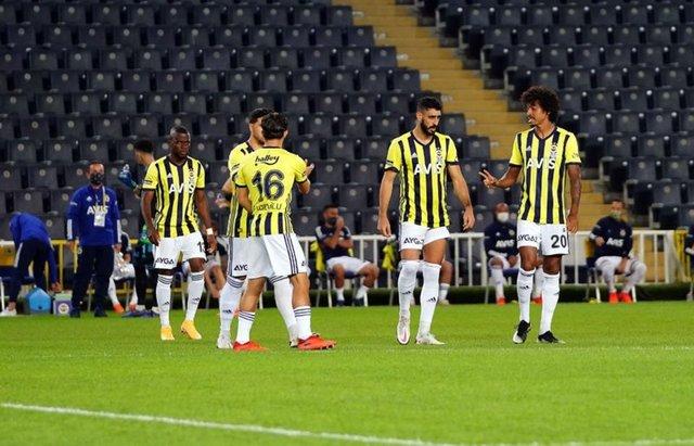 Fenerbahçe - Fatih Karagümrük maçı (Muhtemel 11)