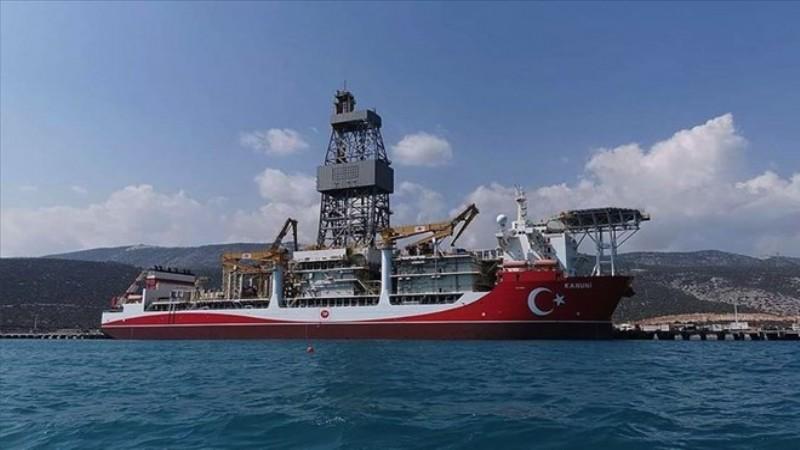 Kanuni 2021'de Karadeniz'de