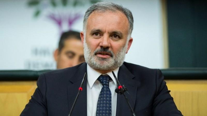 Kars Belediye Başkanı Bilgen görevden uzaklaştırıldı