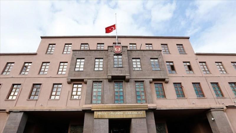 MSB'den Ermenistan'ın saldırısına kınama