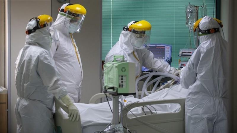 Son 24 saatte 57 can kaybı, bin 429 yeni hasta sayısı