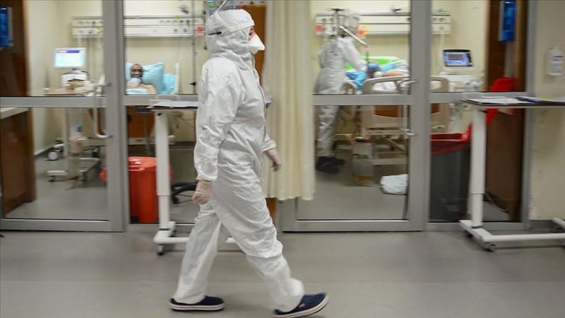 Son 24 saatte 67 can kaybı, bin 407 yeni hasta