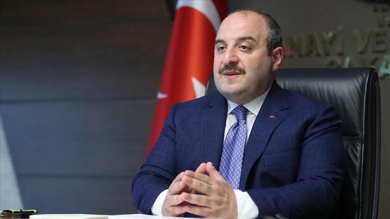 Varak 'Türkiye güçlü büyüyor'